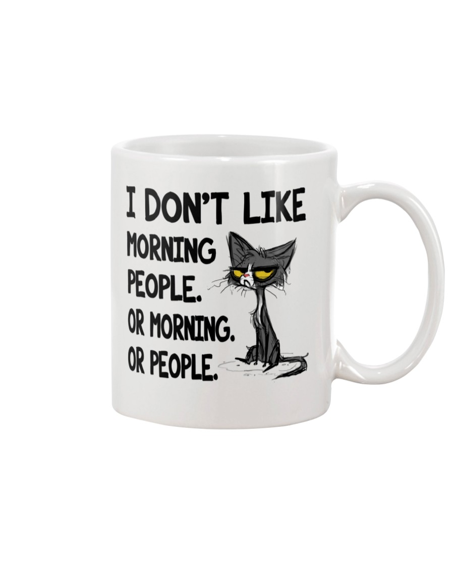 Morning-Cat Mug