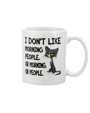 Morning-Cat Mug front