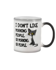 Morning-Cat Color Changing Mug thumbnail