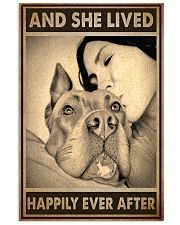 Poster Pitbull And Mom 11x17 Poster front