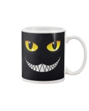 Evil Cat Smile Mug thumbnail