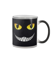 Evil Cat Smile Color Changing Mug thumbnail