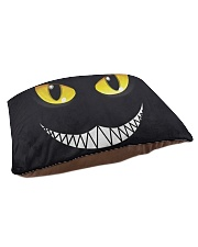 Evil Cat Smile Pet Bed - Small thumbnail