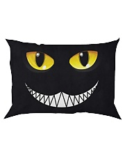 Evil Cat Smile Rectangular Pillowcase thumbnail