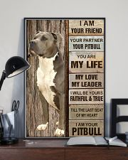 Your Pitbull Poster 11x17 Poster lifestyle-poster-2