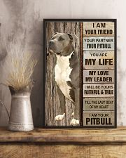 Your Pitbull Poster 11x17 Poster lifestyle-poster-3
