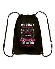 AUGUST AUGUST AUGUST AUGUST AUGUST Drawstring Bag thumbnail
