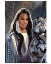 Wolf Spirit Art Poster 24x36 Poster front
