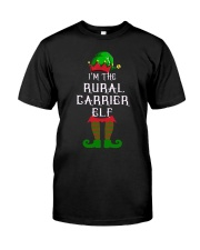 RURAL CARRIER Classic T-Shirt front