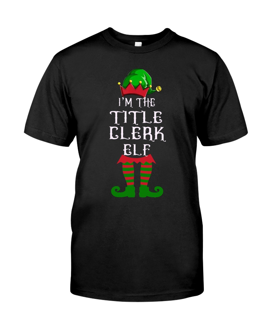 TITLE CLERK Classic T-Shirt