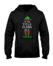 TITLE CLERK Hooded Sweatshirt thumbnail