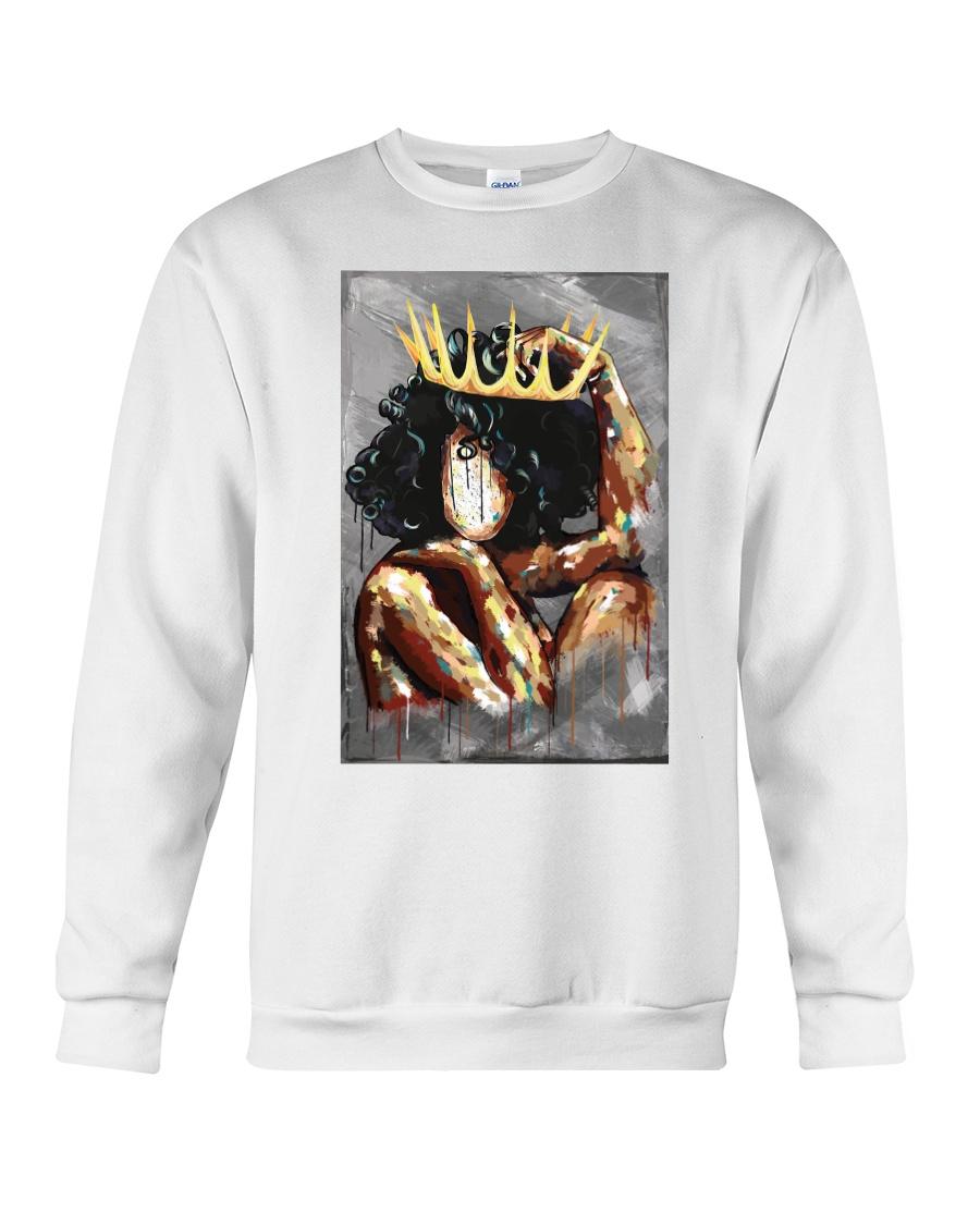 Queen Crewneck Sweatshirt