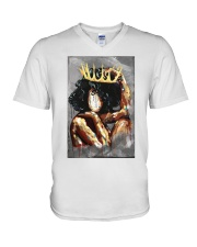 Queen V-Neck T-Shirt tile