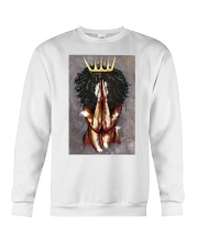 Praying Queen Crewneck Sweatshirt tile