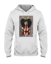 Praying Queen Hooded Sweatshirt tile