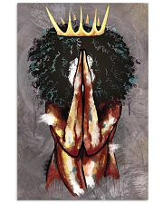 Praying Queen Vertical Poster tile