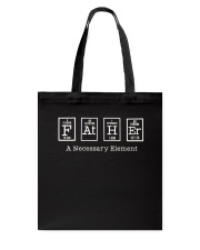Father Science Tote Bag thumbnail