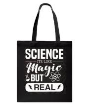 Science It's Like Magic Tote Bag thumbnail