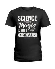 Science It's Like Magic Ladies T-Shirt thumbnail