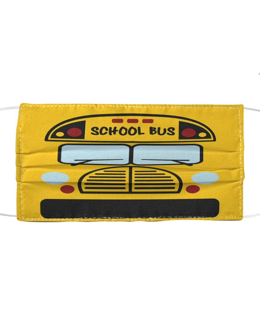 School Bus Limted  Cloth face mask