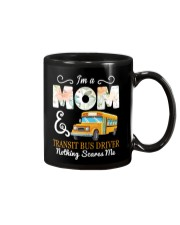 I'm A Mom And Transit Bus Driver Mug thumbnail
