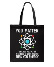 Science Matter Tote Bag thumbnail