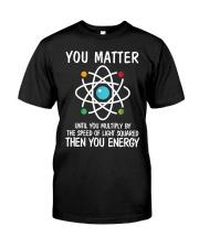 Science Matter Classic T-Shirt thumbnail
