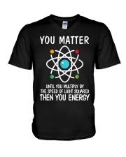 Science Matter V-Neck T-Shirt thumbnail