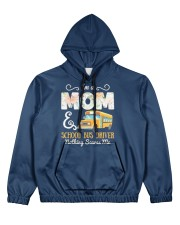 I'm A Mom And School Bus Driver Women's All Over Print Hoodie thumbnail