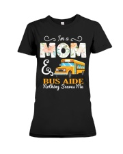 Bus Aide Premium Fit Ladies Tee thumbnail