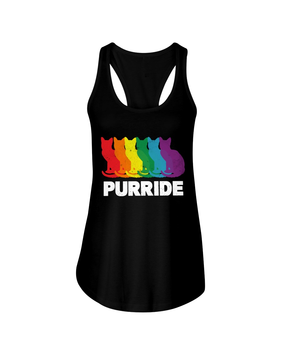 Purride Limited Ladies Flowy Tank