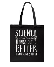 Science Better Tote Bag thumbnail