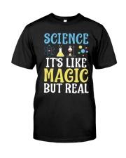 Science It's Like Magic Classic T-Shirt thumbnail