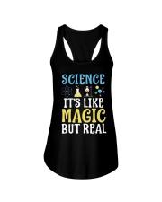 Science It's Like Magic Ladies Flowy Tank front