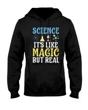 Science It's Like Magic Hooded Sweatshirt thumbnail