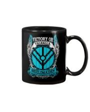 Victory Or Valhalla Shieldmaiden Mug thumbnail