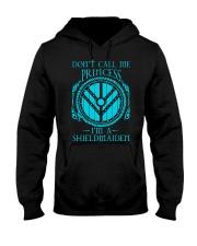 I'm A Shieldmaiden Hooded Sweatshirt thumbnail