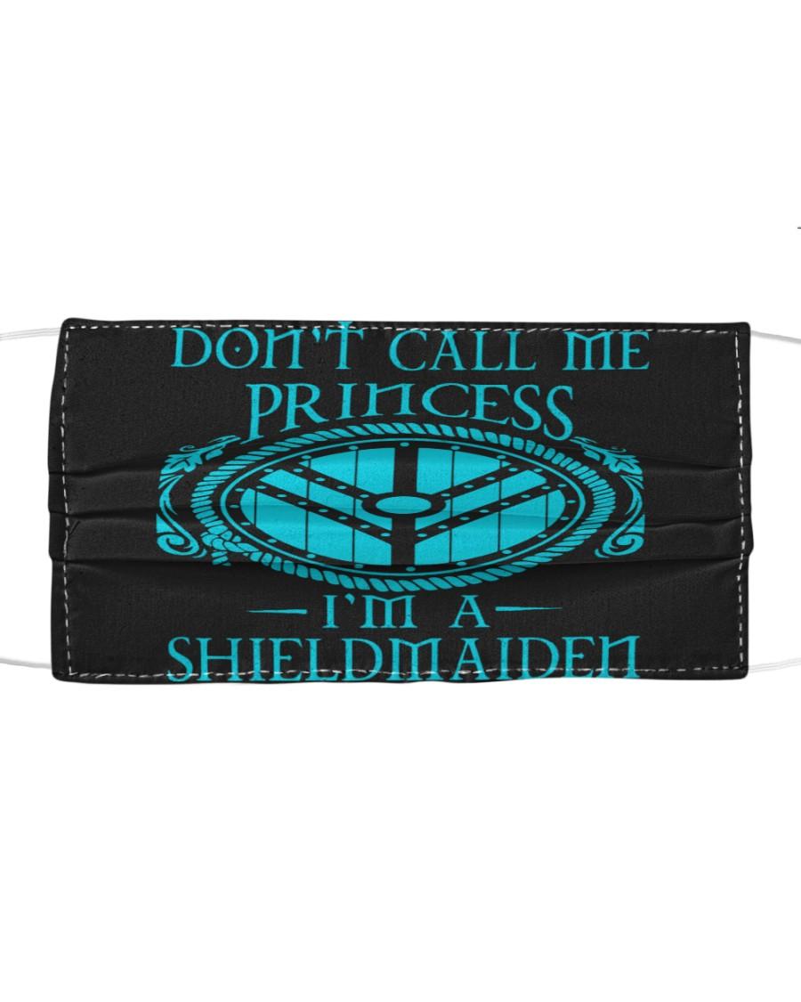 I'm A Shieldmaiden Cloth face mask