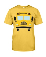 School Bus Classic T-Shirt thumbnail