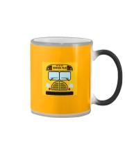 School Bus Color Changing Mug thumbnail