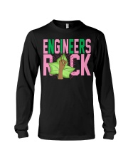 1908 - Pink and Green - AKA Engineer -  Long Sleeve Tee thumbnail