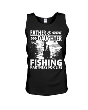 Father  Daughter-Fishing Partners For  Unisex Tank thumbnail