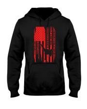 American Taekwondo USA Martial Arts Artis Hooded Sweatshirt thumbnail