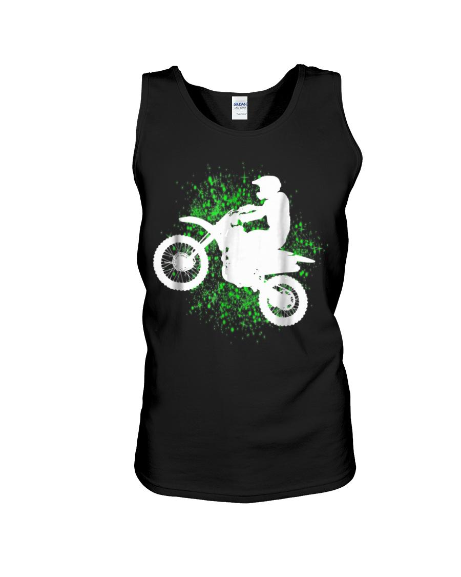 Motocross and Supercross T-Shirt Unisex Tank