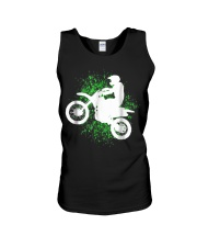Motocross and Supercross T-Shirt Unisex Tank front