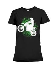 Motocross and Supercross T-Shirt Premium Fit Ladies Tee thumbnail
