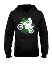 Motocross and Supercross T-Shirt Hooded Sweatshirt thumbnail