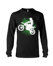 Motocross and Supercross T-Shirt Long Sleeve Tee thumbnail
