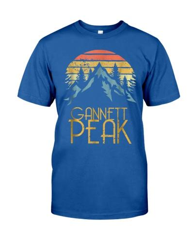 Gannett Peak Wyoming Mountains Camping