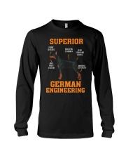 DOBERMANS Superior German Engineering I Gift Long Sleeve Tee thumbnail